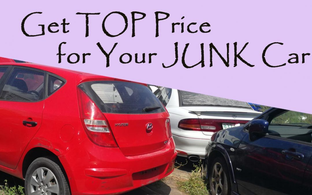 Get Top Price for Your Junk Car from Best Cash for Cars Brisbane