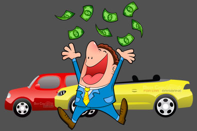 Sell your any car quickly and happily